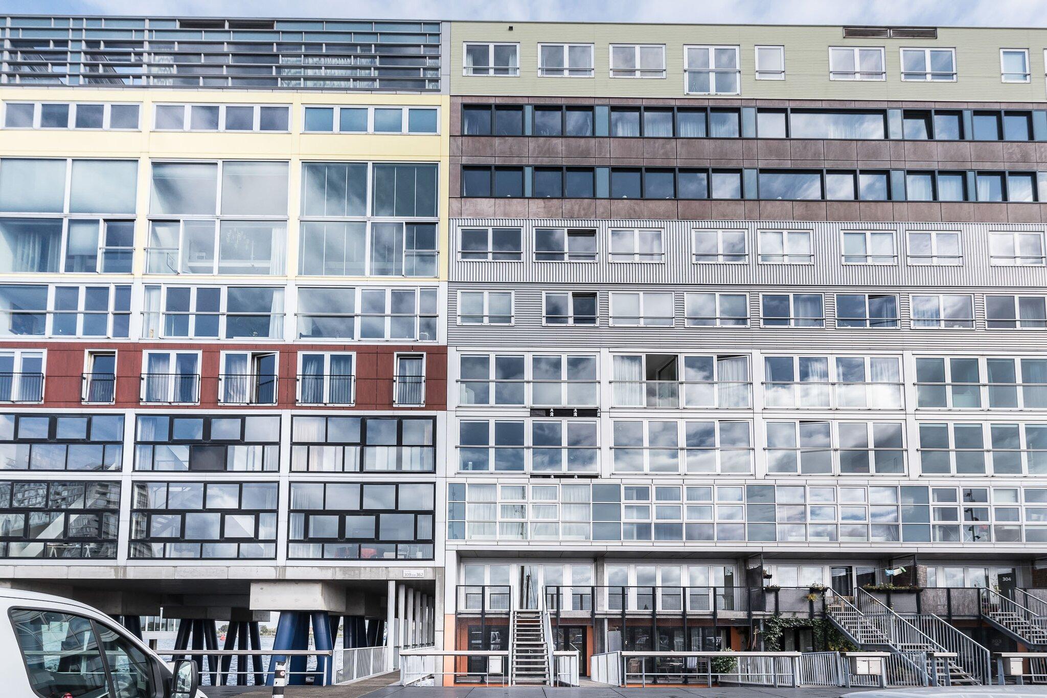 Amsterdam – Silodam 308 – Foto 36