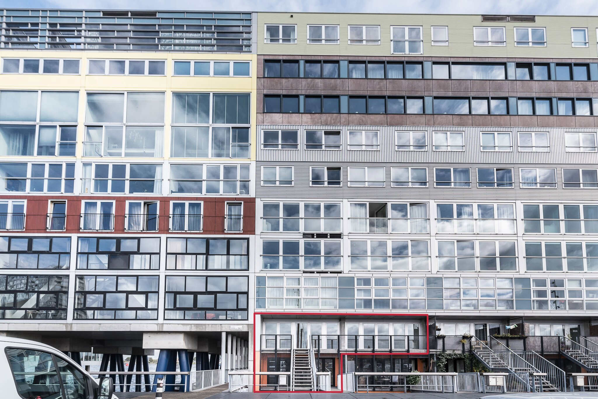 Amsterdam – Silodam 308 – Foto 9
