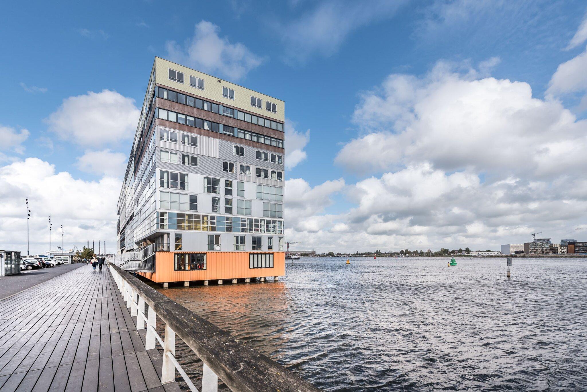 Amsterdam – Silodam 308 – Foto 40