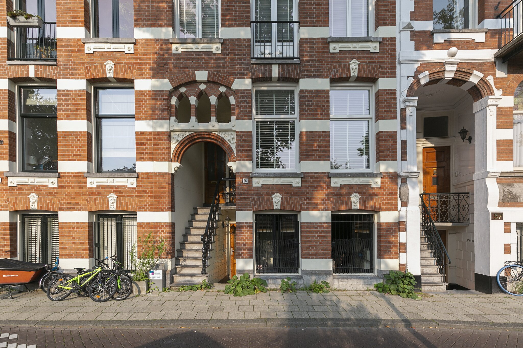 Amsterdam – Leidsekade 56-2 – Foto