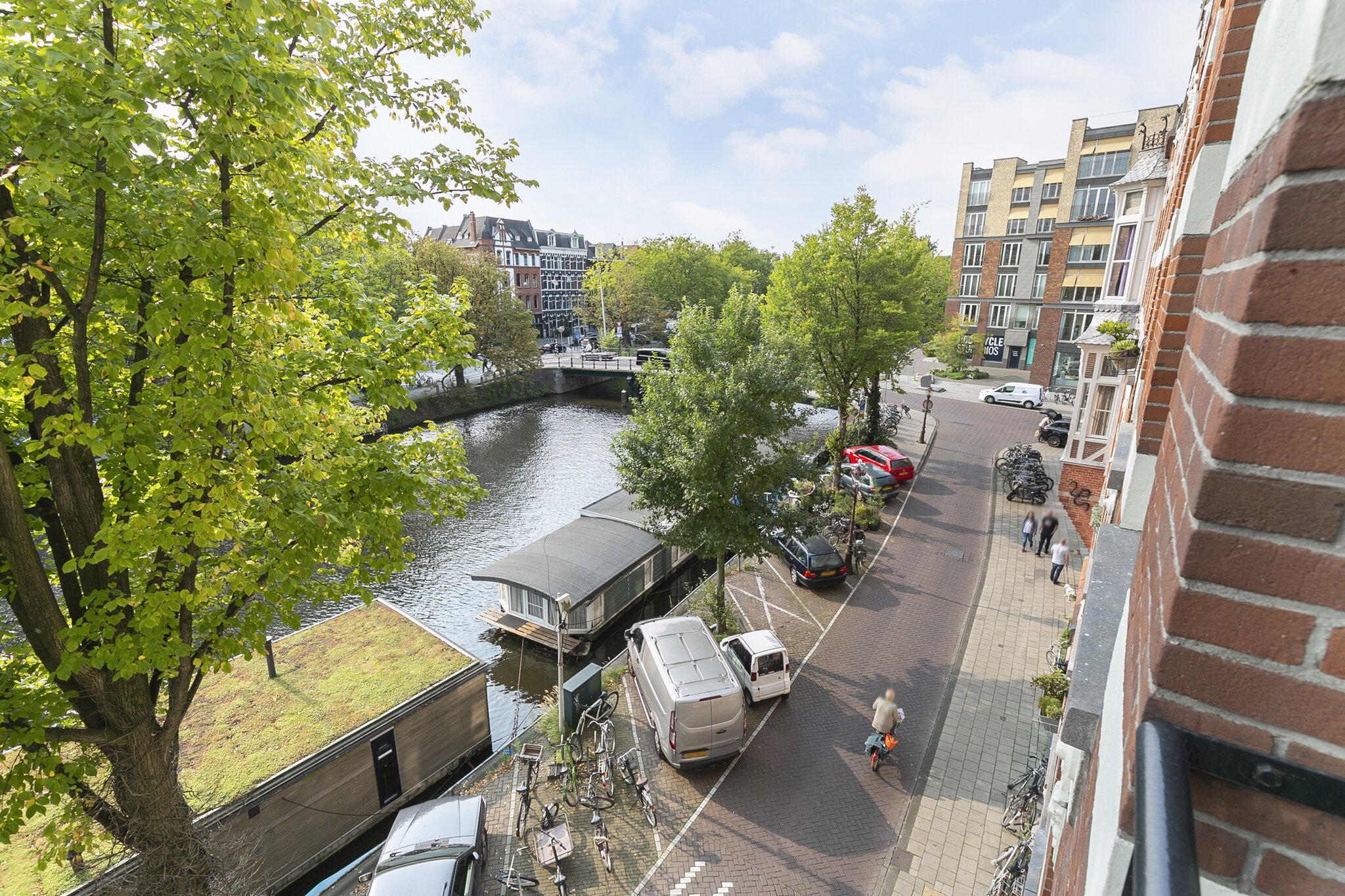 Amsterdam – Leidsekade 56-2 – Foto 23
