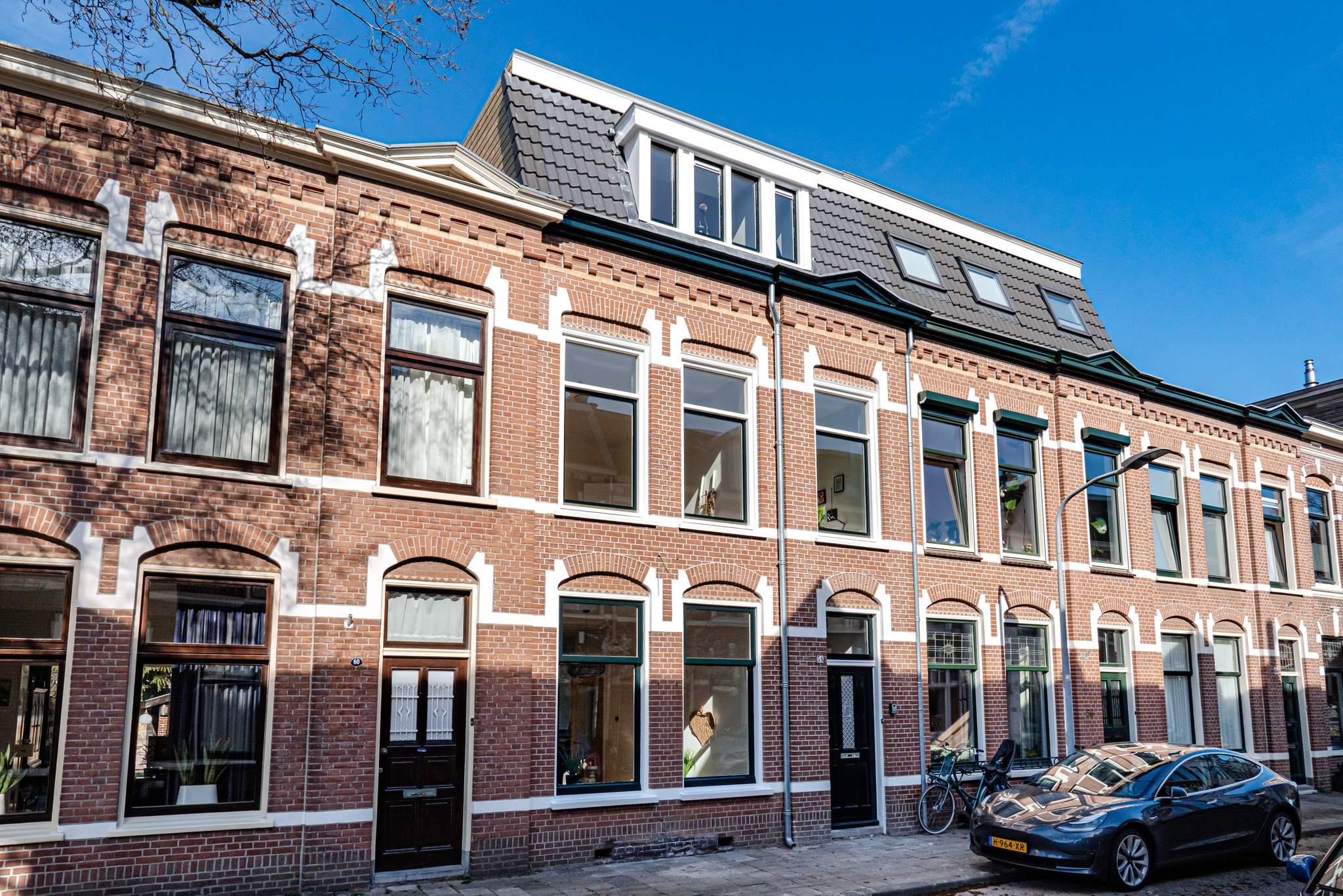 Haarlem – Bilderdijkstraat 58 – Hoofdfoto