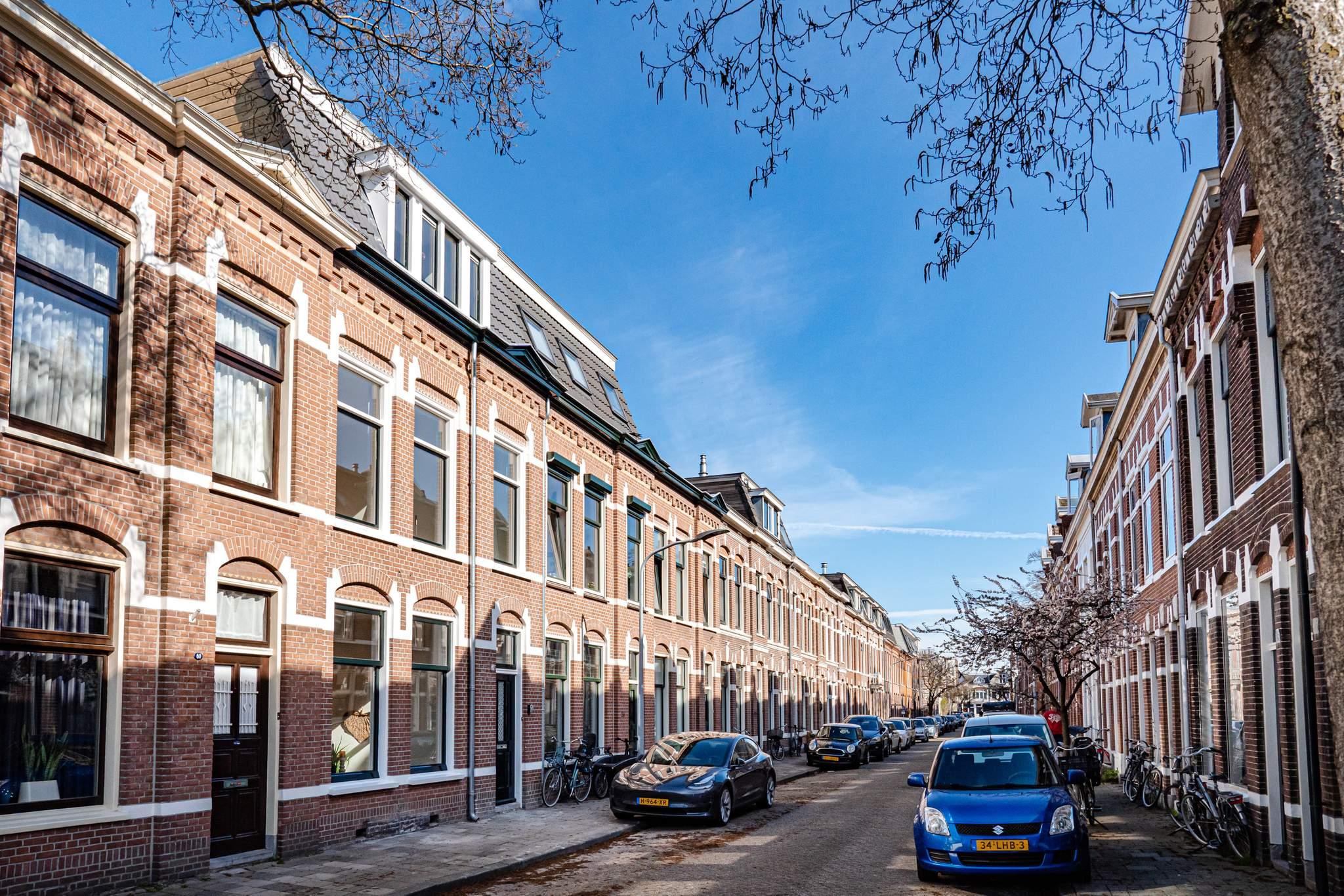 Haarlem – Bilderdijkstraat 58 – Foto