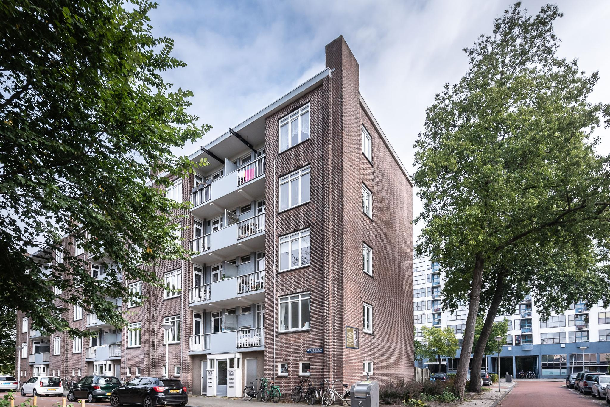 Amsterdam – Fritz Conijnstraat 4-1 – Foto 21