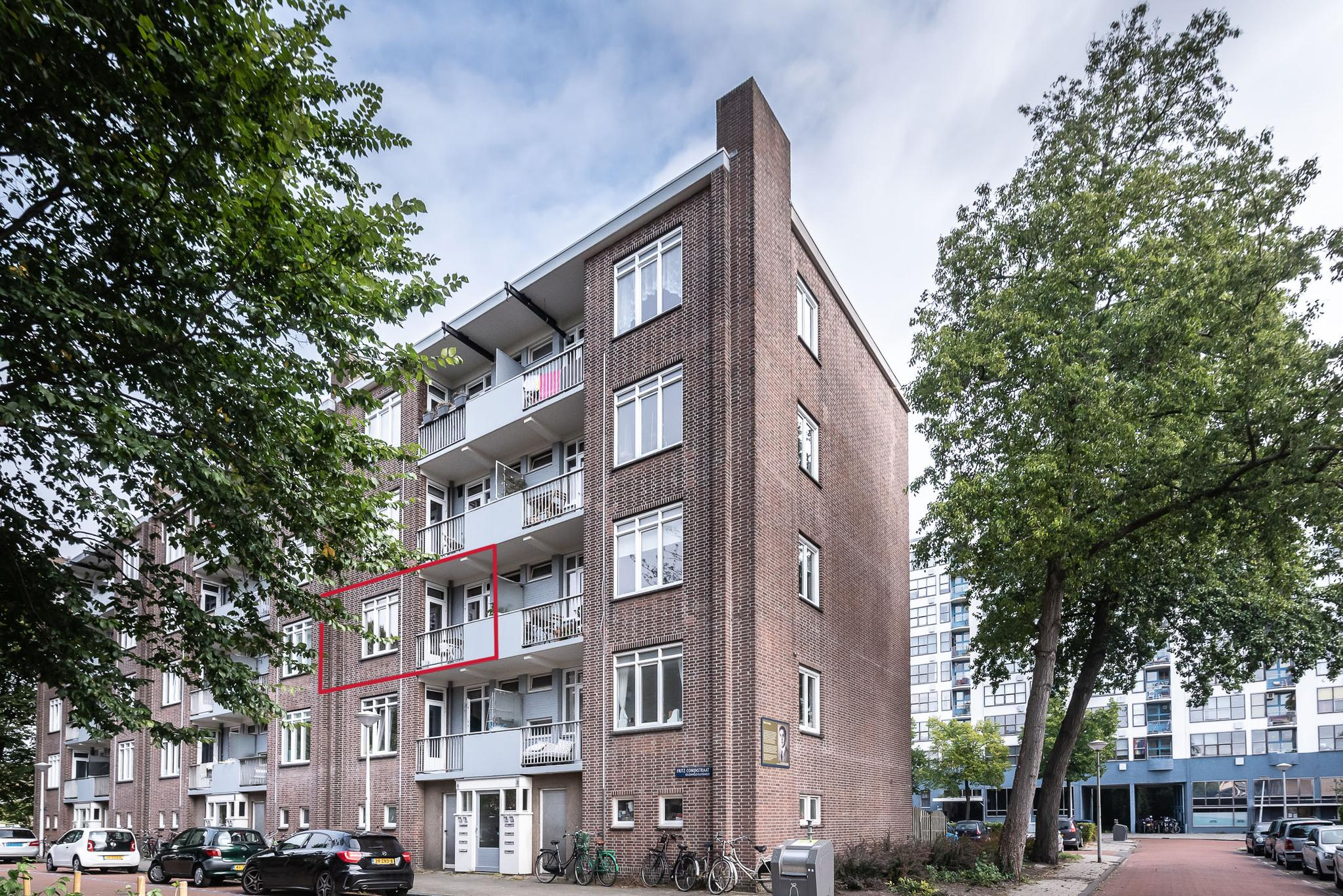 Amsterdam – Fritz Conijnstraat 4-1 – Foto 25