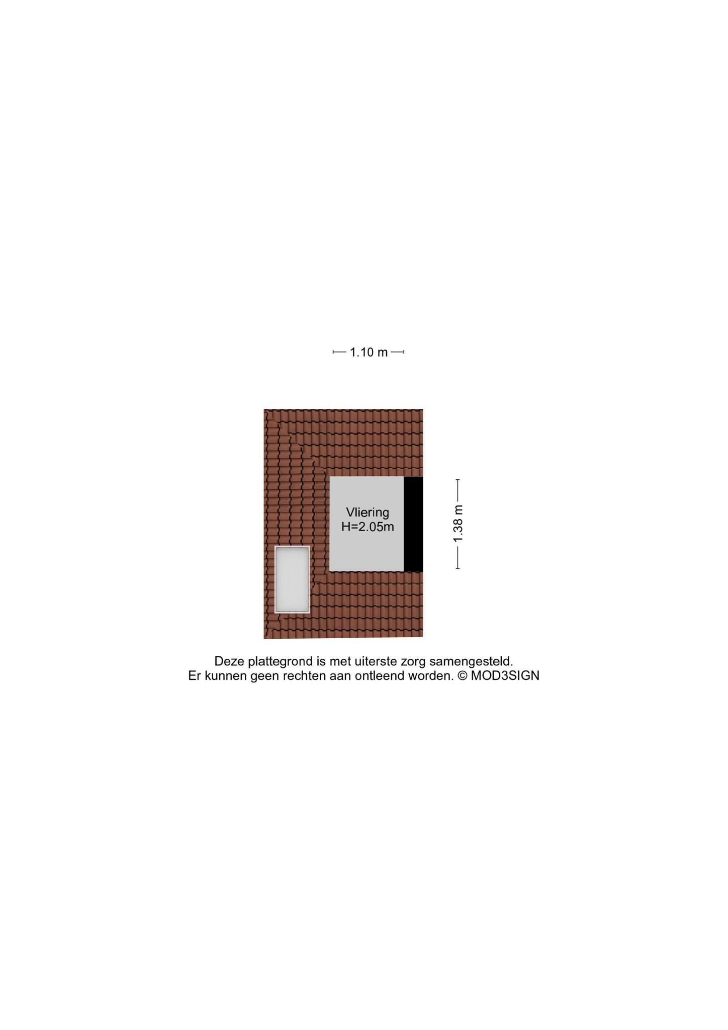Heemstede – Reigerlaan 10 – Plattegrond 6