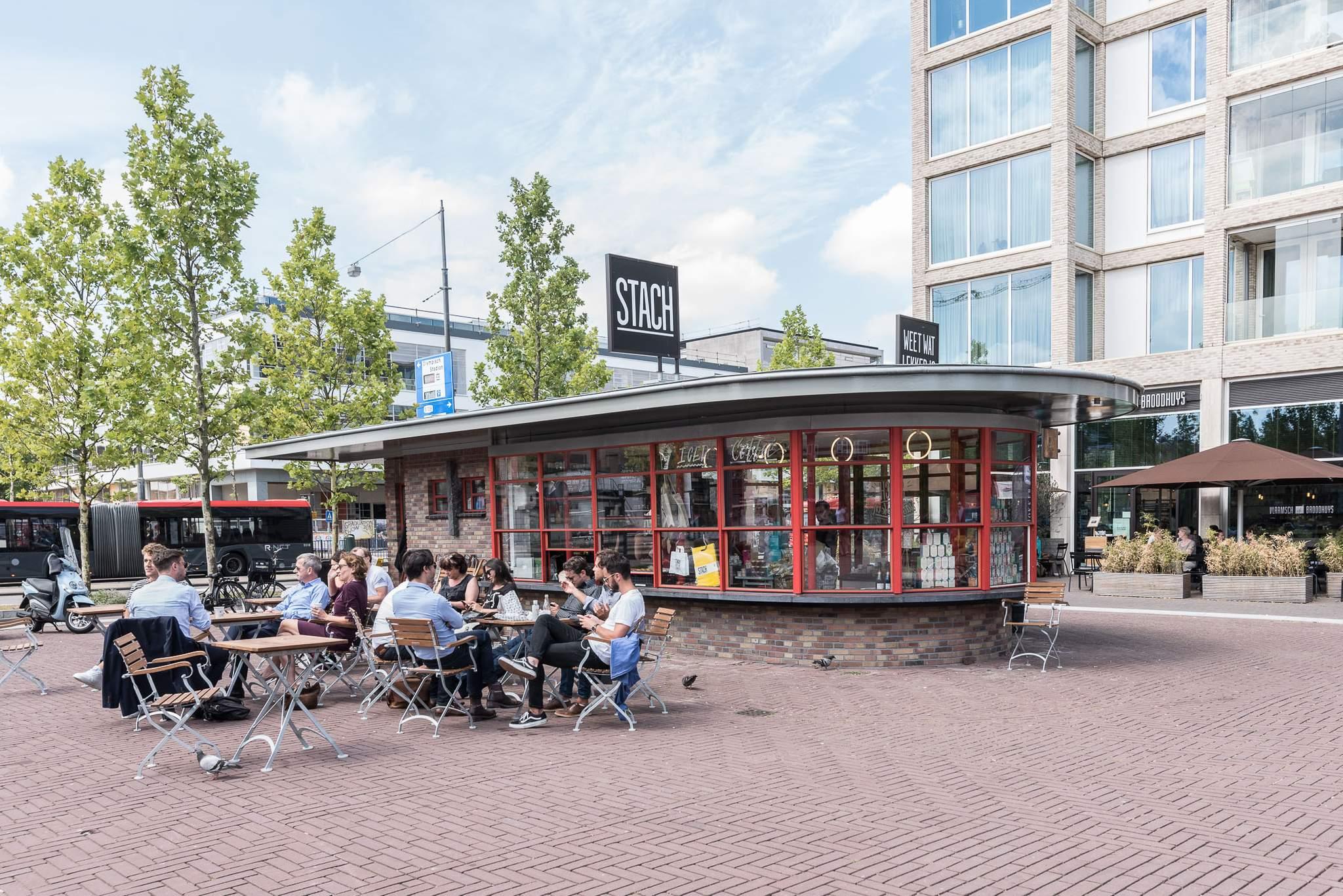 Amsterdam – Achillesstraat 128-1 – Foto 36