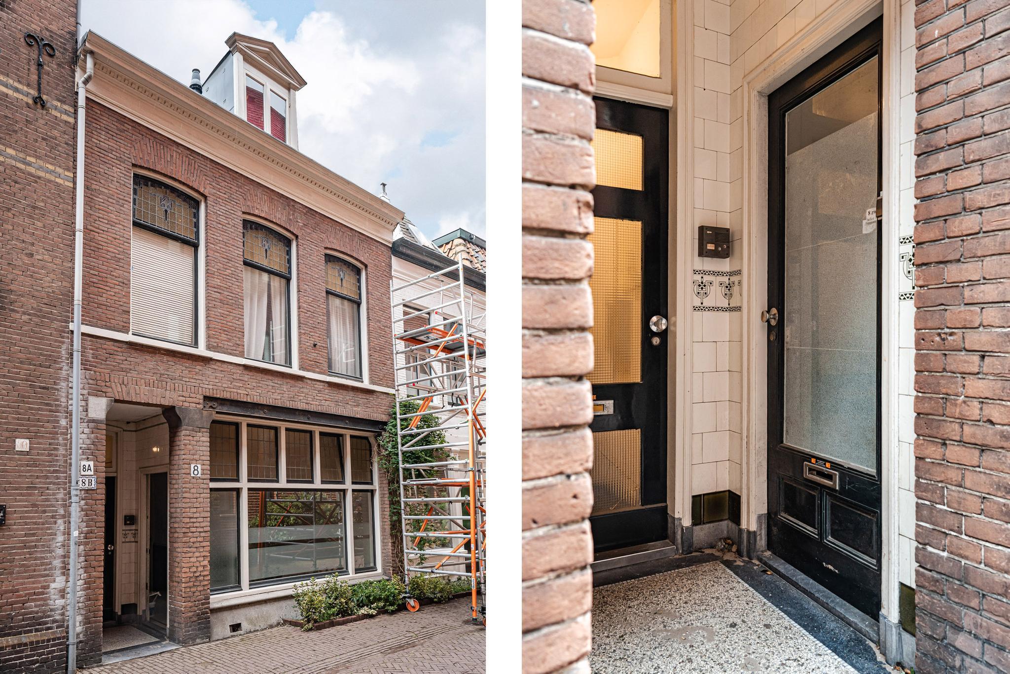 Haarlem – Korte Zijlstraat 8zw – Foto