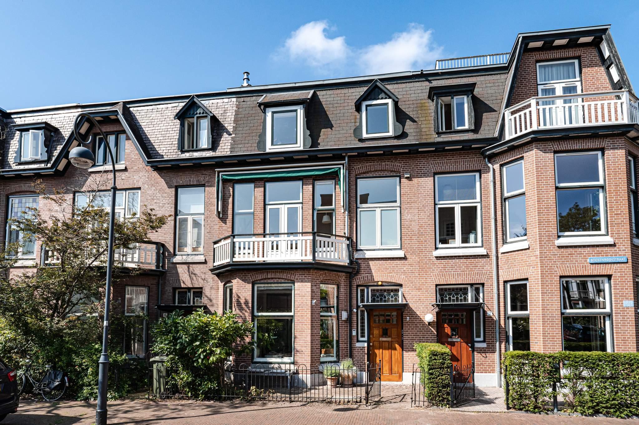 Haarlem – Boekenrodestraat 4 – Hoofdfoto