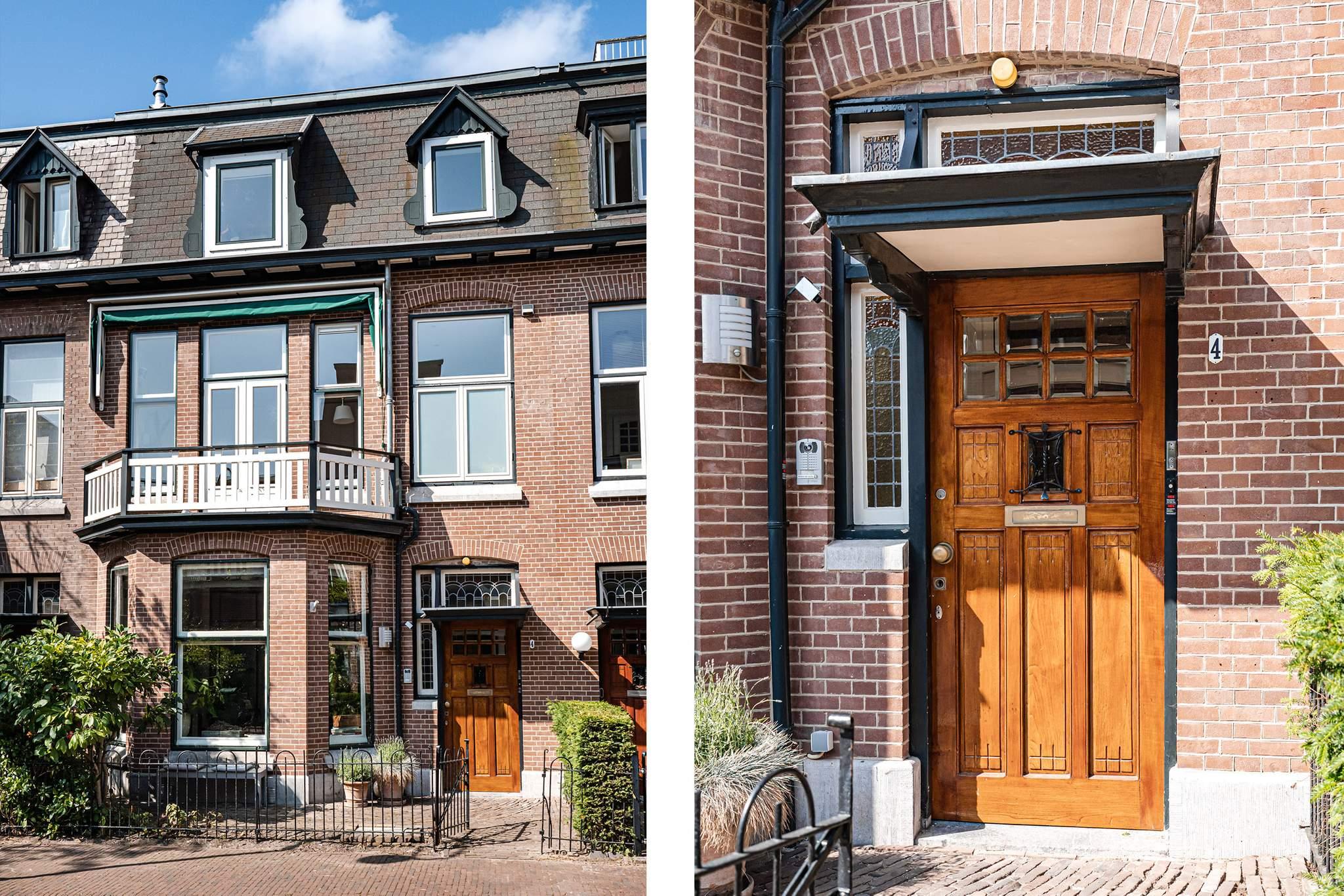 Haarlem – Boekenrodestraat 4 – Foto